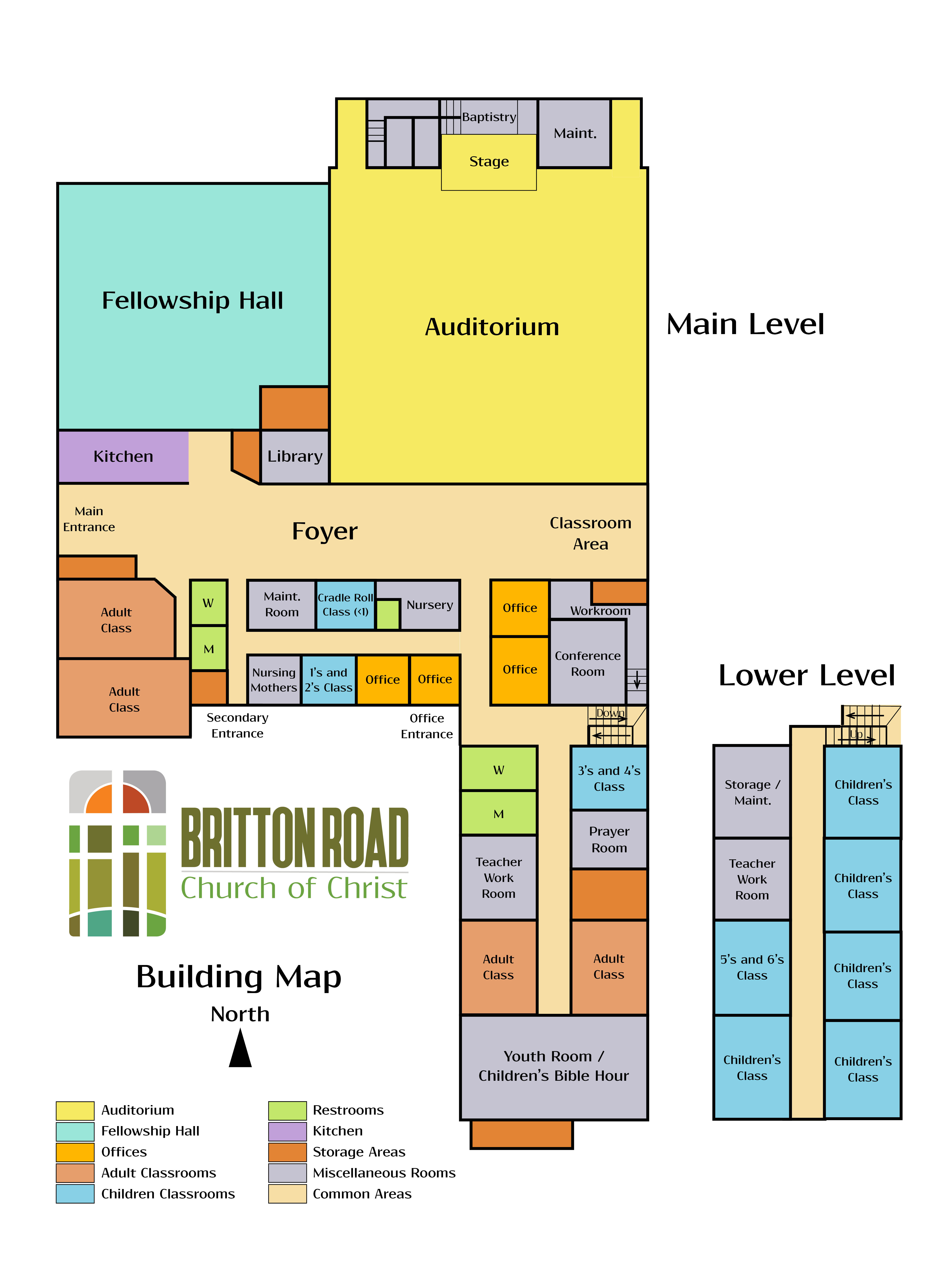 Building map