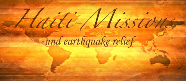 Haiti Missions